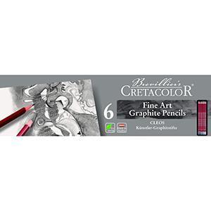 Fine Art Graphite Pencils