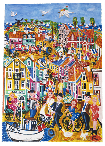 Sommarstaden Simrishamn