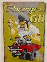 Charger 68, kyltti
