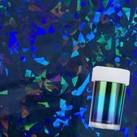 DM- Folie #86- 4 Holo Blue