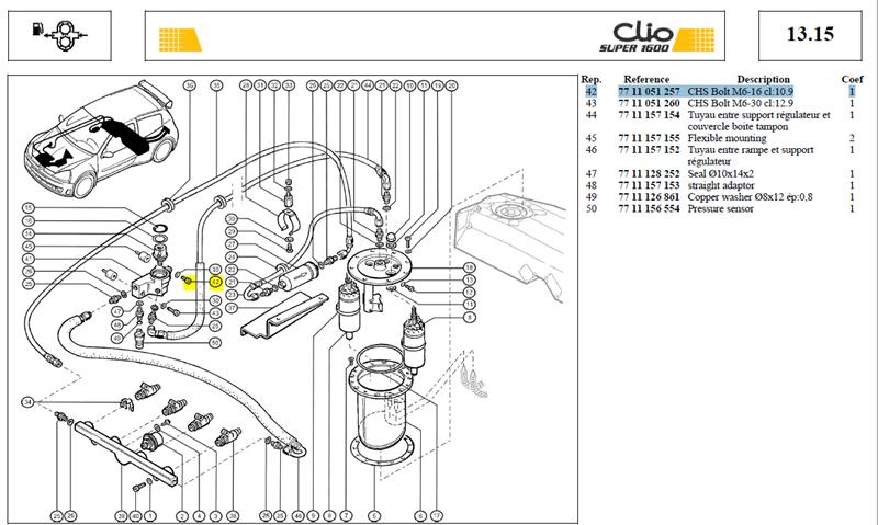 VIS CHCM6 LG16  P/100 CL:12/9 - CHS Bolt M6-16 cl:10.9