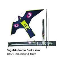 Fågelskrämma 4m 1 Drake