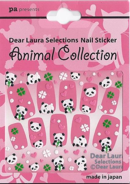 DL- Sticker Animal Panda