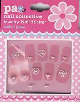 DL- Sticker Heart pink