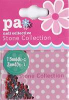 DL- Stone Red 1,5+2mm