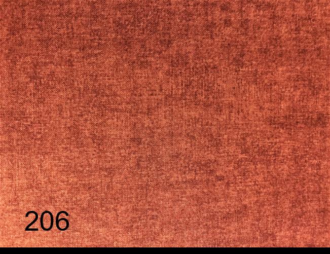 Melange Brent orange 206