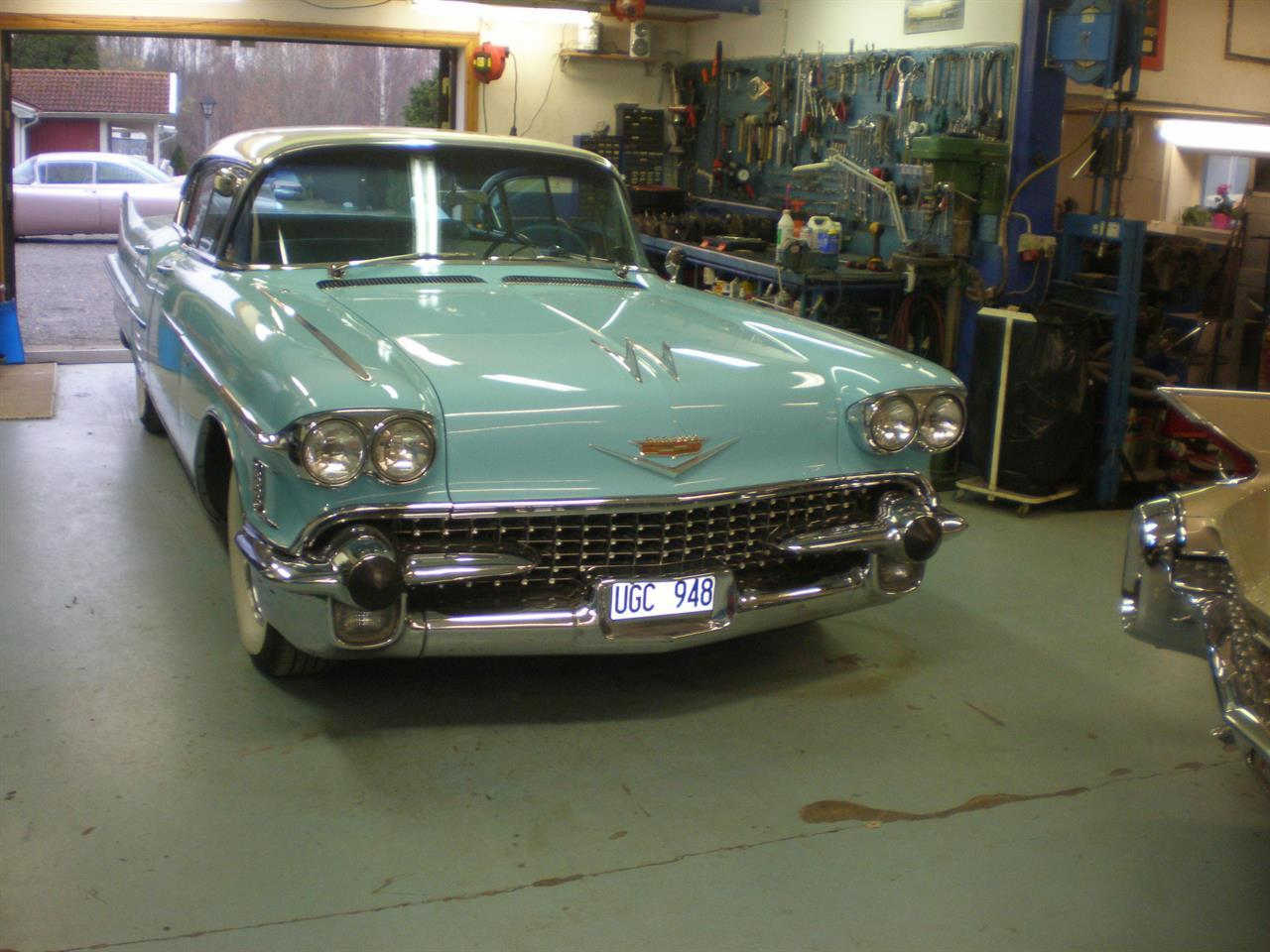 Cadillac -58 SDV