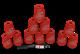 Speed Stacks - Kopper rød