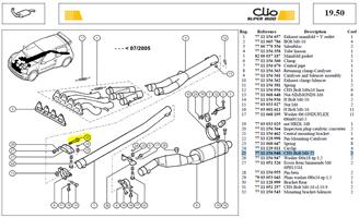 VIS CHC 6X75 CL:12,9 - CHS Bolt M6-75