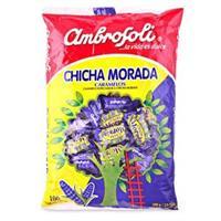 Caramelos Chicha Morada, 100uni
