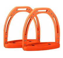 Stigbygel Med Strass Horka Orange 12cm