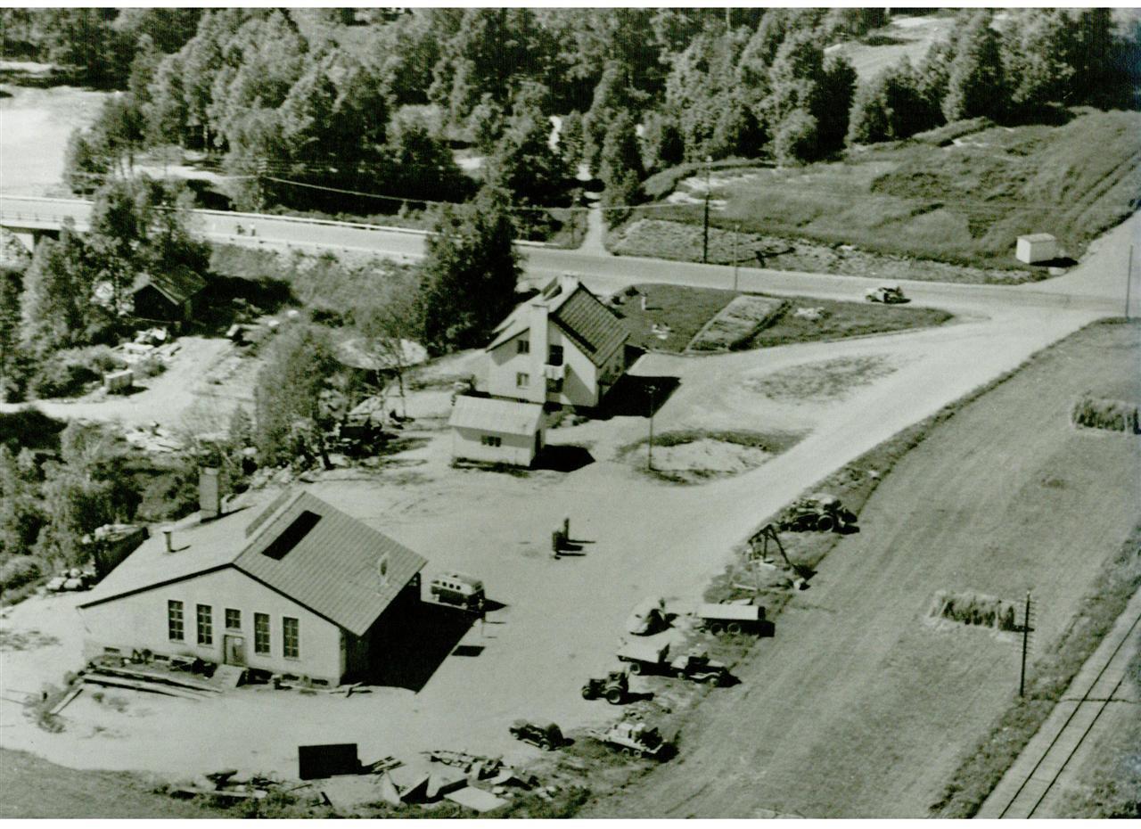 Festins Bilverkstad AB 1955