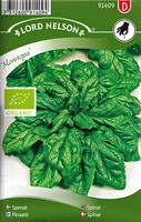 Spenat, Monnopa, Organic