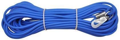 Spårlina 6mm blå Vinter