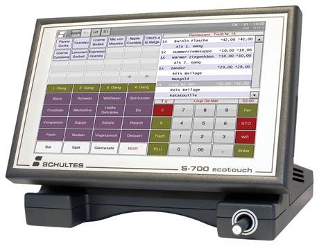 Schultes S-700 ecotouch leasing