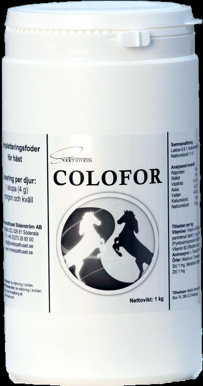 Colofor 1 KG 30% RABATT