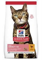 Hills Katt Adult Light Chicken 1,5kg -