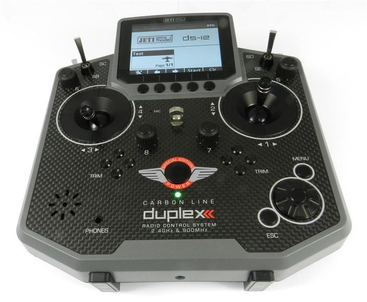 Duplex DS-12 Carbon Gray Special Edition