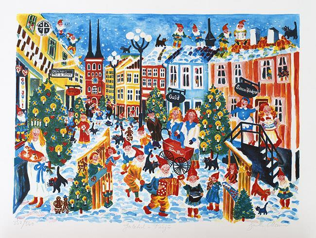 Juletid i Växjö