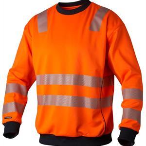 Varsel Sweatshirt Orange XS