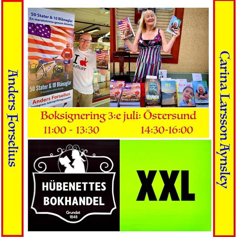 Hübenettes Bok och XXL