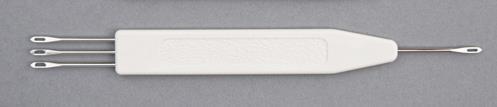 Dekknål 6,5 mm 1x3