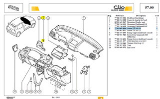 VIS HM8X125 LG:30 CL:8,8 - Screw TH M8-30