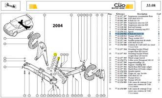 VIS HM12X150 LG:80CL:10.9 - H Bolt Ø12M10-80
