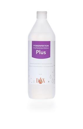 Ytdesinfektion Alco Dax +45% 1L