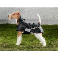 Hundtäcke Back On Track Svart 29cm