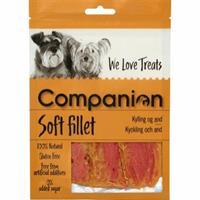 Companion Soft Filets Kyckling & Anka 80g