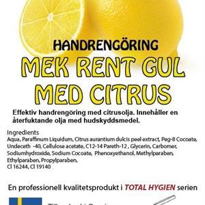 Total Mek Rent Gul 2,7 liter