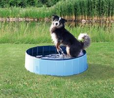 Hundpool Ljusblå/Blå 80x20cm
