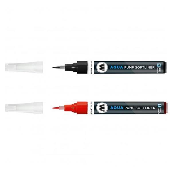 Aqua Ink Pump Softliner (1mm)