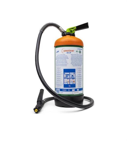 Diphoterine DAP 5 l utbyte