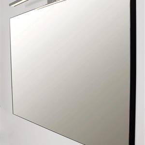 Spegel, 60x75cm, Pianosvart