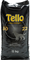 Tello High-Energy Svart 15kg