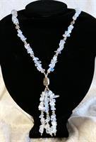 Kristallhalsband