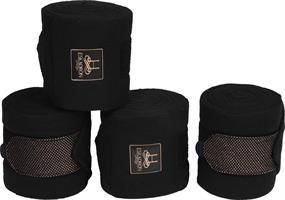 Lindor Fleece Eskadron Heritage Black 4-Pack -