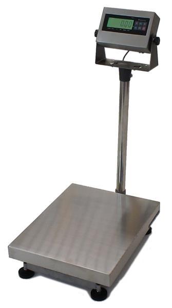 Bänkvåg BSS 400x500mm 30kg inkl. A12ss