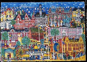 Malmö, Husen i våra hjärtan