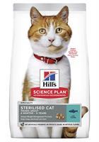 Hills Katt Sterilised Young Adult Tonfisk 10kg -