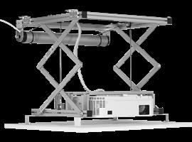 SCREENINT SI-30 projektorihissi
