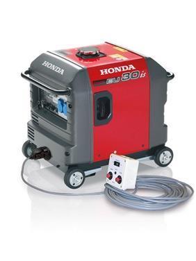Honda EU 30 IS Fjernstart