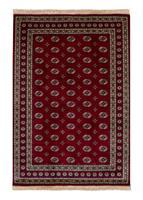 Kashmir Boccara Röd 130*190