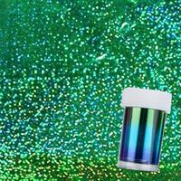 DM- Folie #35 Green GLitter
