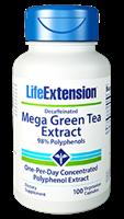 Mega Green Tea Extract 100 veg. caps