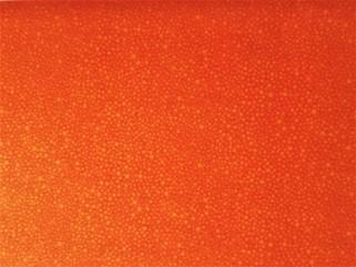 Orange m/ dråper
