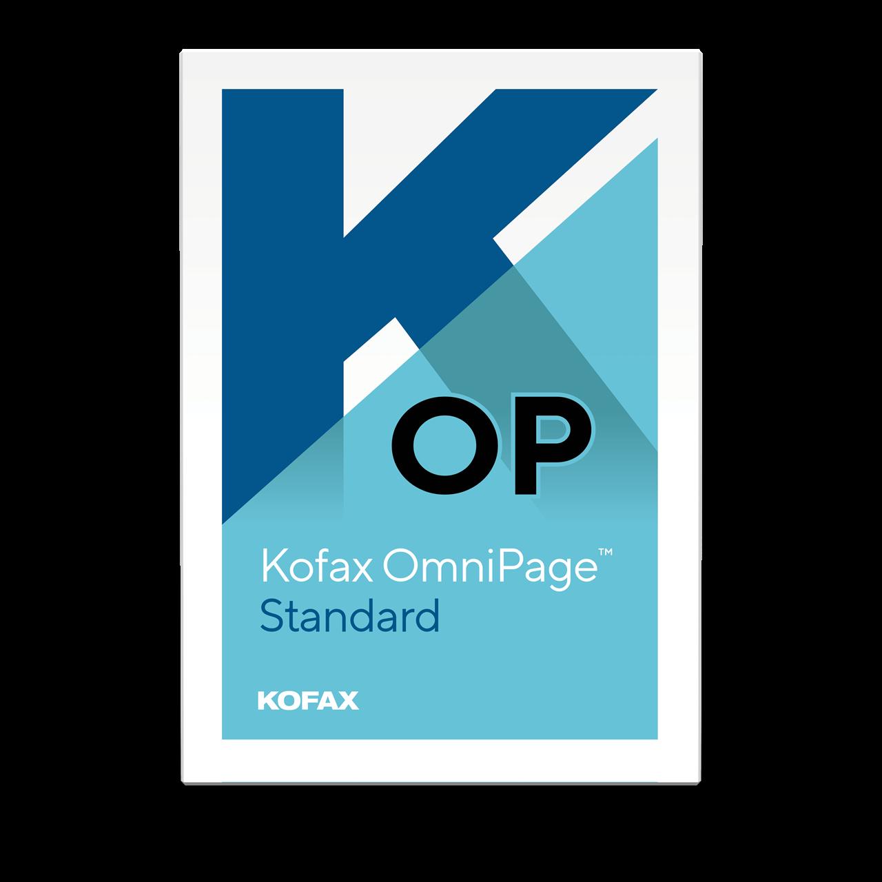 Omnipage Standard Engelsk