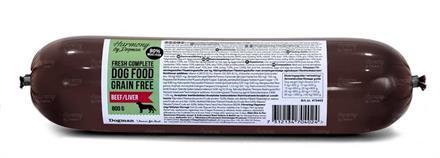 Harmony Dog food Beef/Liver 800g